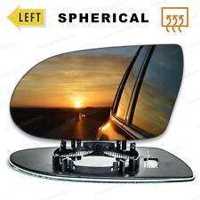 Left Passenger Side Heated Mirror Glass for Mercedes SLK R170 1996-2004 13LSH