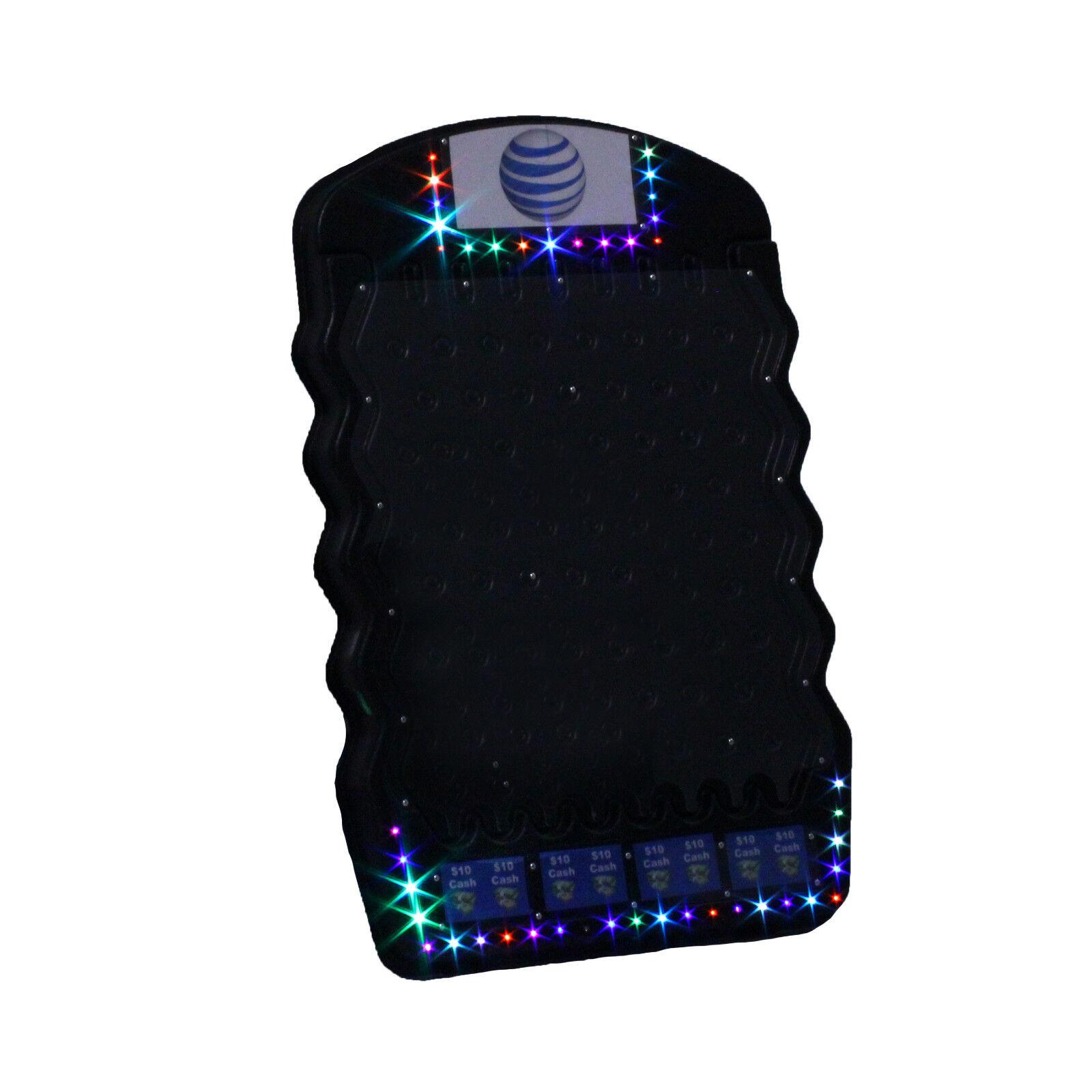 protección post-venta Mini Negro Plinko Juego Con Con Con Luces Led-Precio De Introducción  tiempo Limitado   gran selección y entrega rápida