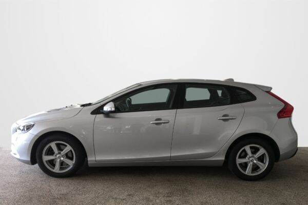 Volvo V40 2,0 T2 122 Kinetic Eco - billede 1