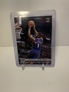Zion-Williamson-2019-20-Chronicles-Panini-RC-Rookie-120
