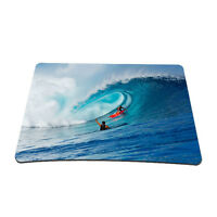 Surfing Anti-Slip Laptop Computer Mice Pad Mat Mousepad For Optical Laser Mouse