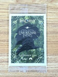 2004-Lemony-Snicket-Series-Unfortunate-Events-Movie-Promo-Cards-Pack-Jim-Carrey