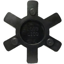 L100 Flexible Coupling Rubber Spider Insert Lovejoy L Type Hydraulic Jaw Coupler