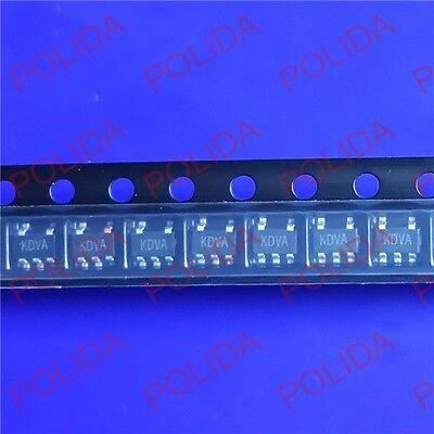 10PCS LI-ION CONTROLLER IC SOT-23 MCP73831T-2ACI/OT MCP73831-2ACI/OT KDVA(KDXX)