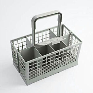 CLEAN GE Dishwasher Silverware Cutlery Basket WD28X10344 WD28X10345 DARK GREY