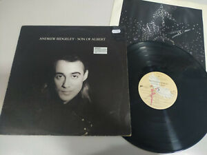 "Andrew Ridgeley Son Of Albert Epic Merchandise - LP Vinyl 12 "" VG/VG"