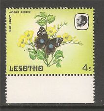Lesotho #424 (A83) VF MNH - 1984 4s Blue Pansy Butterfly (Junonia Oenone)