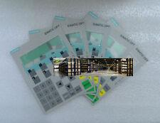 SIEMENS OP7 6AV3607-1JC20-0AX1 Membrane Keypad 6AV3 607-1JC20-0AX1