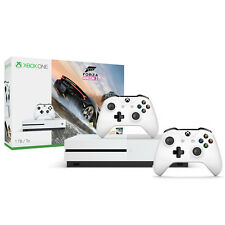 Xbox One S 1TB Forza Horizon 3 Bundle (w/disk) + Xbox Wireless Controller White