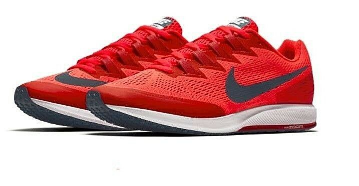 Nike Air Zoom Speed Rival 6 Red bluee Training Training Training Running shoes 10 Mens b2305a