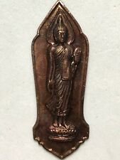 PHRA POTISATGUANIM LP RARE OLD THAI BUDDHA AMULET PENDANT MAGIC ANCIENT IDOL#8