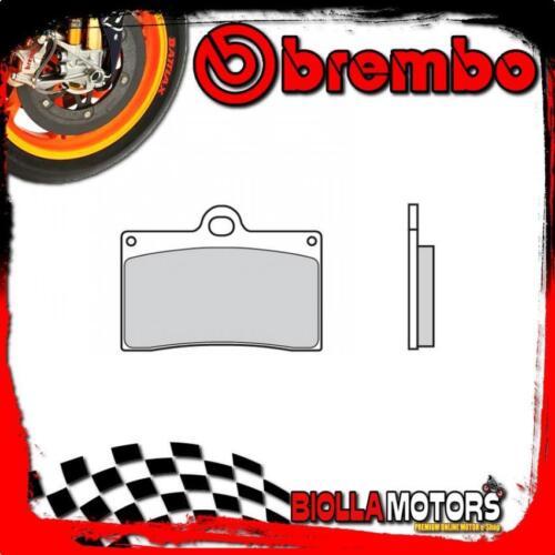 07BB15RC PASTIGLIE FRENO ANTERIORE BREMBO CAGIVA MITO 2007-500CC RC - RACING
