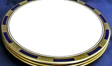 Aynsley EMPRESS Cobalt dinner plate up to 11 in stock