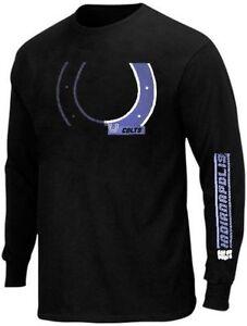 Colts long sleeve shirts 4xl