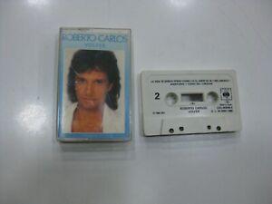 Roberto Carlos Kassette Spanisch Rücken 1988