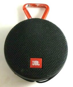 JBL-CLIP-2-Portable-Wireless-Bluetooth-Speaker-Black-NO-POWER-DEFECTIVE