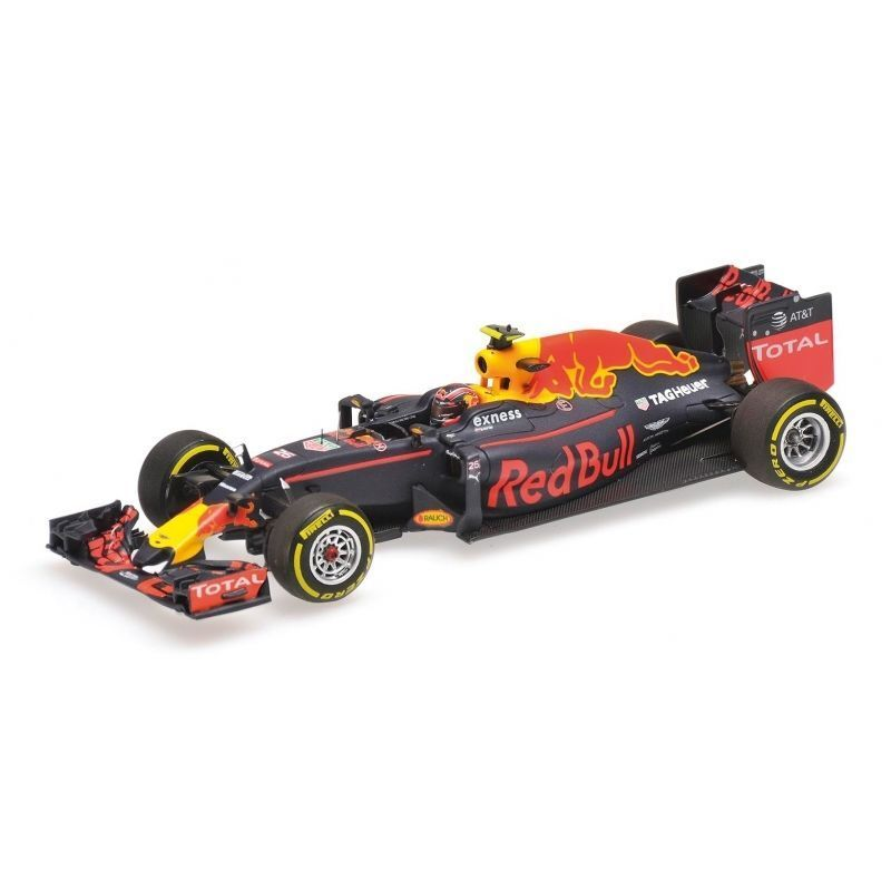 Minichamps Daniil Kvyat 1 43 2016 Red Bull Tag-Heuer RB12
