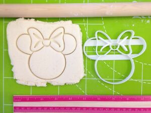 Personalized mickey head Disney character cartoon custom customize cookie cutter