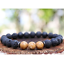 Chakra-Bracelet-Healing-Lava-Stone-7-Bead-Natural-Oil-Diffuser-Aromatherapy thumbnail 11