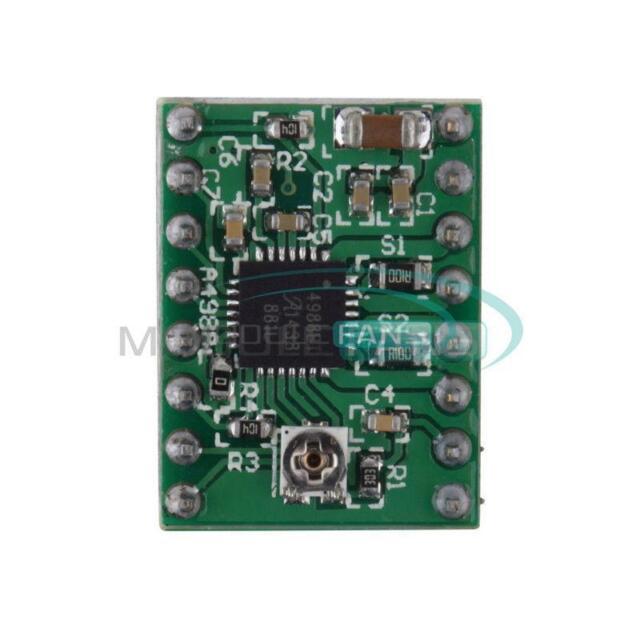 1/2/5/10PCS StepStick Stepper Motor A4988 Driver Module For Reprap 3D Printer MF
