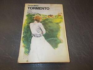 FLAVIA-STENO-TORMENTO-CAPPELLI-EDITORE-OTTOBRE-1975-PRIMA-EDIZIONE