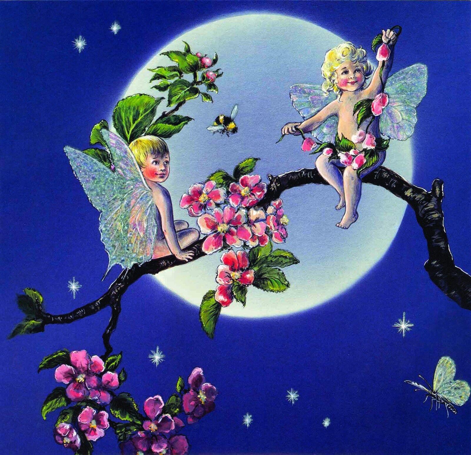 3D Engel Blumen Malerei 66 66 66 Fototapeten Wandbild Fototapete BildTapete DE Kyra f4d1df