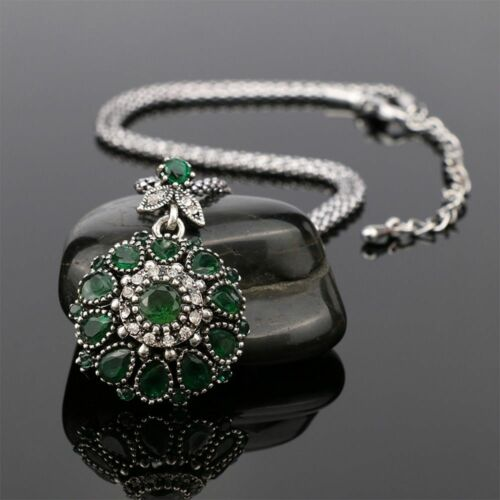 Gorgeous Crystal Women Jewelry For Women Gifts Necklace Bohemia Pendant