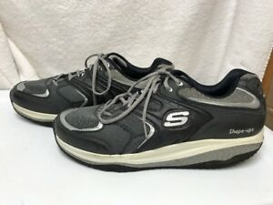 Dettagli su Skechers Sport Men's Shape Ups Xt Talas Fitness Shoe Navy Blue  Size US 14