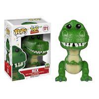 Funko Pop Disney Toy Story 20th Anniversary Rex 171 Vinyl Figure In Stock