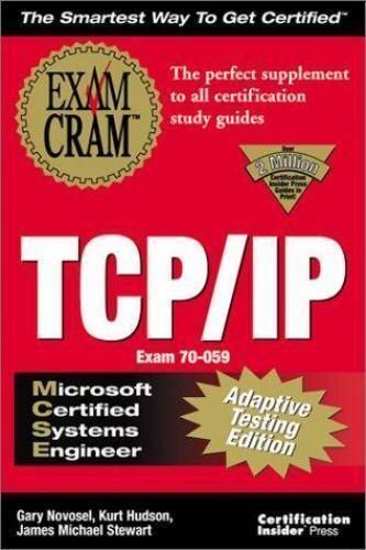 MCSE TCP/IP Exam Cram Adaptive