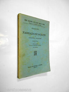 ERODOTO-narrazioni-scelte-testo-greco-con-note-le-monnier-1940