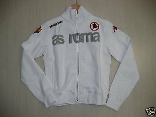 Roma Hoodie EROI Women's Lady Jacket Bianca Junior 2010 XL