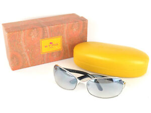 120333e425fc Image is loading Authentic-ETRO-SE9454-Blue-Sunglasses-Made-in-Italy-
