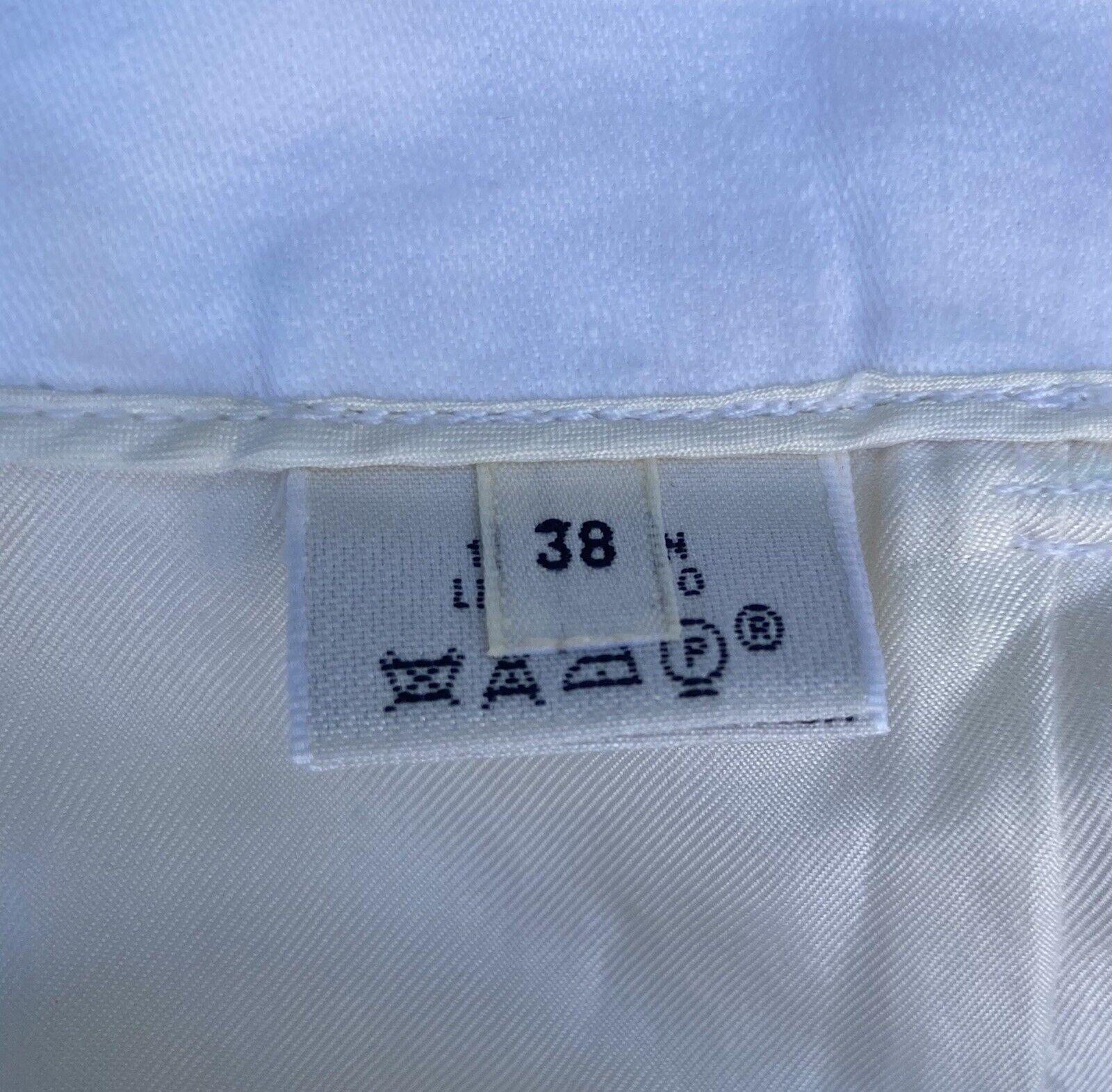 Vintage Hermes Linen Suit 36 - image 8