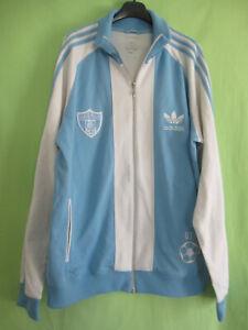 b1917ad1d9 Veste Adidas Original Guatemala Homme style vintage Soccer Jacket ...