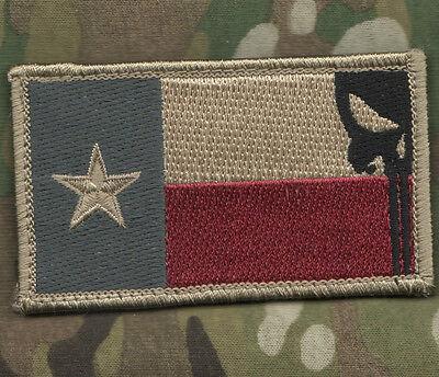 KANDAHAR WHACKER AFSOC AC-130J DRAGON SPEAR GHOSTRIDER GUNSHIP PUNISHER: TX Flag