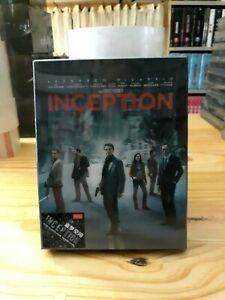 INCEPTION-4K-UHD-SteelBook-HDZeta-Silver-Label-Lenticular-Edition