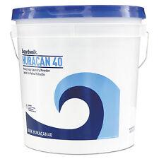 Boardwalk Low Suds Industrial Powder Laundry Detergent, Fresh Lemon Scent, 40lb
