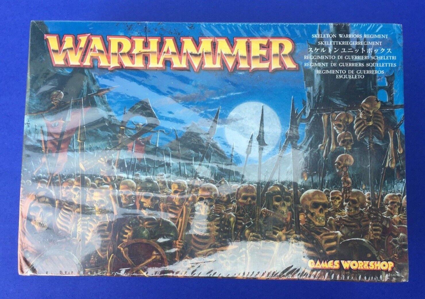 Citadel Warhammer Undead Skeleton Oop