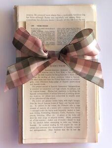 Vintage-Paper-Kit-Over-100-Vintage-Book-Pages-Art-Collage-Junk-Journal-Kit