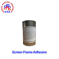 Screen Frame Adhesive Fast Drying Good Quality For Aluminum Screen Frame Silk