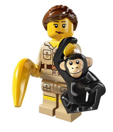 LEGO ® statuine 8805 serie 5 zoopflegerin