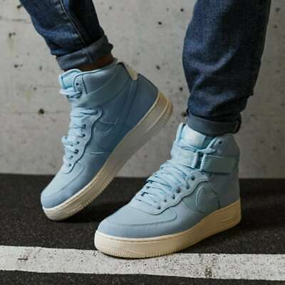 tout neuf 84ba8 2f860 Nike Air Force 1 HI ´07 SUEDE AF1 BOOTS TRAINERS UK 6 EUR 40 | eBay