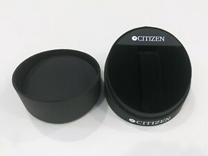 CITIZEN-Black-Watch-Box-Presentation-Display-Storage-Case-with-outer-box