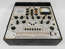 Hickok 533 Vintage Dynamic Mutual Conductance Tube Tester Untested