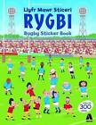 Llyfr Sticeri Rygbi by Jonathan Melmoth (Paperback, 2016)