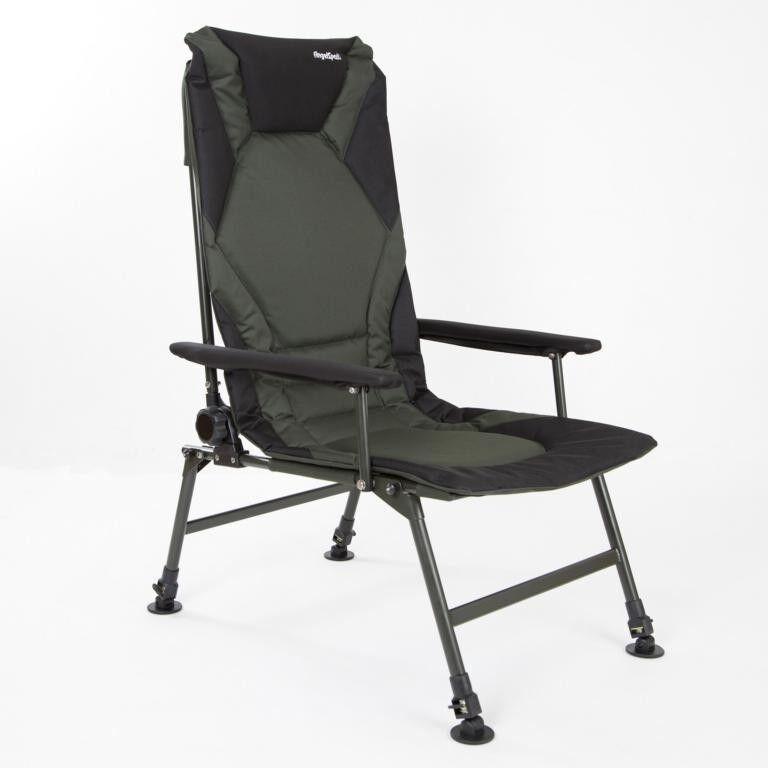 Angelspezi relax karpfenstuhl con reposabrazos angel silla silla de camping silla pesca