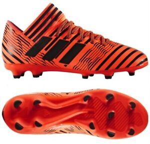 ADIDAS-NEMEZIZ-17-3-FG-J-YOUTH-SOCCER-CLEATS-SHOES-S82428-ORANGE-NEW-SIZE-5