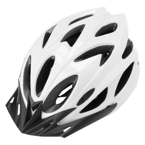 MTB Bicycle Helmet Bike Cycling Adult Adjustable Safety Helmet Visor Sport Cap