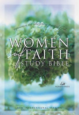 Niv women of faith study bible by zondervan staff 2001 paperback niv women of faith study bible by zondervan staff 2001 paperback ebay fandeluxe Gallery